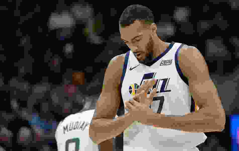 "The Triple Team: Jazz defense still giving up big numbers, but taking steps to improve; Mitchell would ""prefer to be 1-4 than 5-0"""
