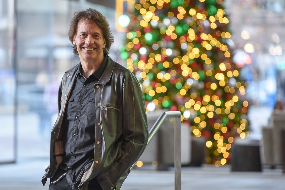 (Francisco Kjolseth | The Salt Lake Tribune) Kurt Bestor has not one, not two but four guests on his Christmas show this year, chosen by popular vote.