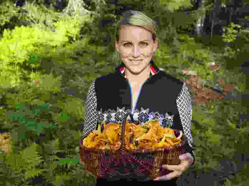 At 34, Utah native Nevada Berg is now a Norwegian food expert, a cookbook author and an award-winning blogger