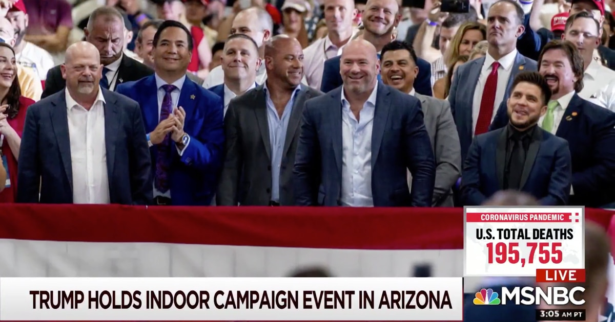 Utah's attorney general attends a Trump rally without a mask, and his challenger criticizes him for it