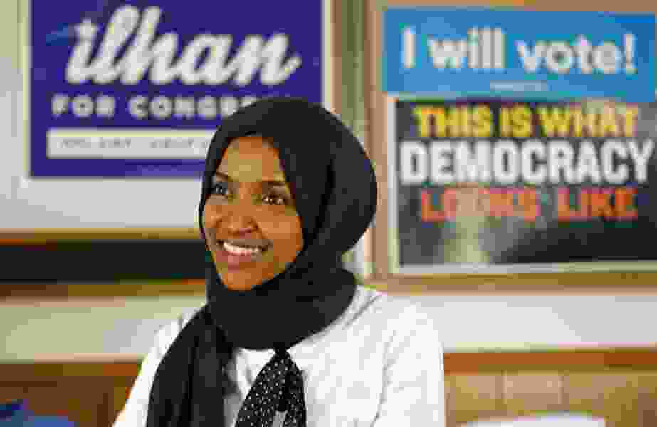 Dana Milbank: Ilhan Omar's tweets were appalling. What happened next was inspiring.