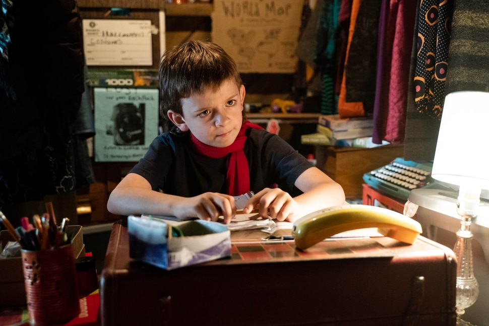 (Photo courtesy of Disney / Sundance Institute) Winslow Fegley plays the title role in Timmy Failure: Mistakes Were Made, directed by Tom McCarthy and based on Stephan Pastis' children's book series, an official selection of the Kids program at the 2020 Sundance Film Festival.