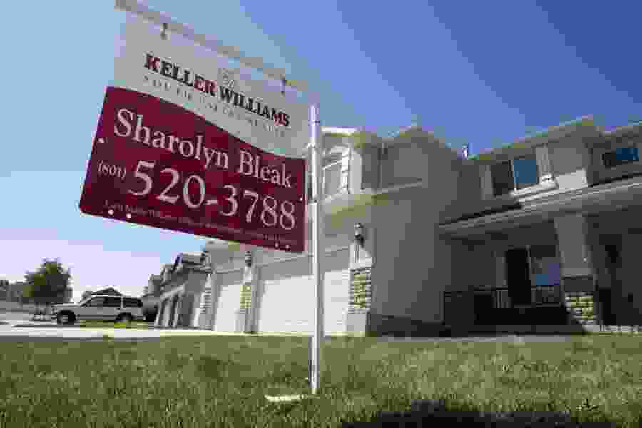 Mortgage rates soar to seven-year highs