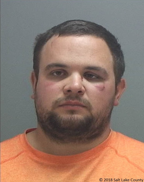 (Photo Courtesy of Salt Lake County jail) Timothy R. Lutes