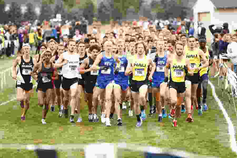BYU a strong contender to win NCAA men's cross country championship Saturday