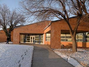 (Francisco Kjolseth | The Salt Lake Tribune) Pictured is Juvenile Justice Services' Decker Lake Youth Center in West Valley City on Wednesday, Jan. 15, 2020.