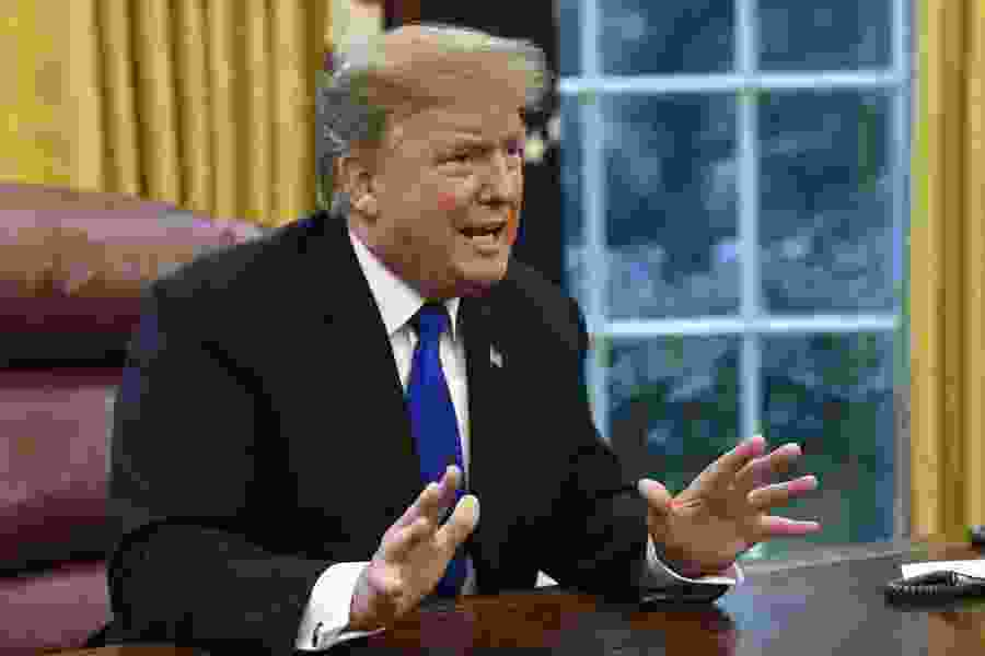Letter: The president's emergency declaration is an affront to the Constitution