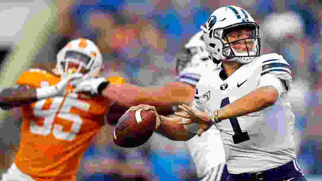 BYU rallies to beat Tennessee 29-26 in double overtime