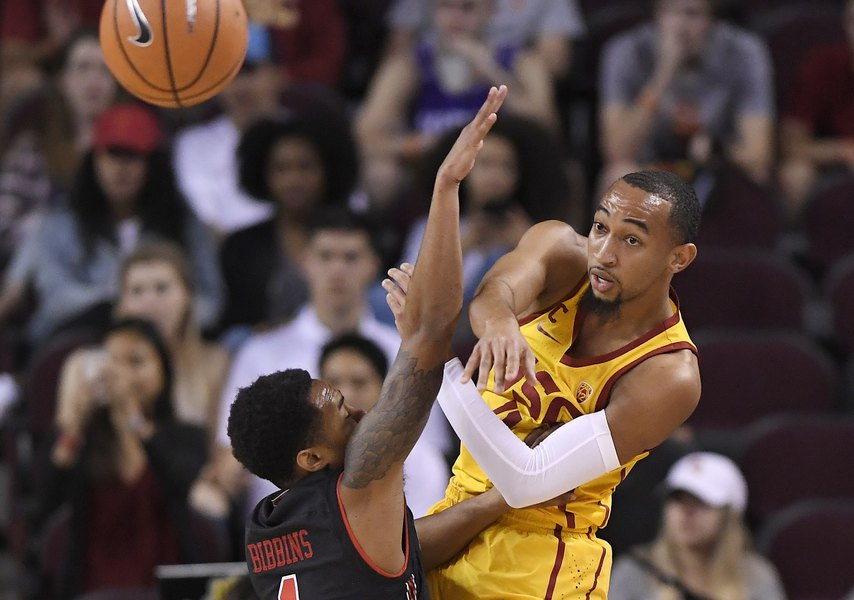 17d160172 USC hands Utah basketball team its fourth straight loss