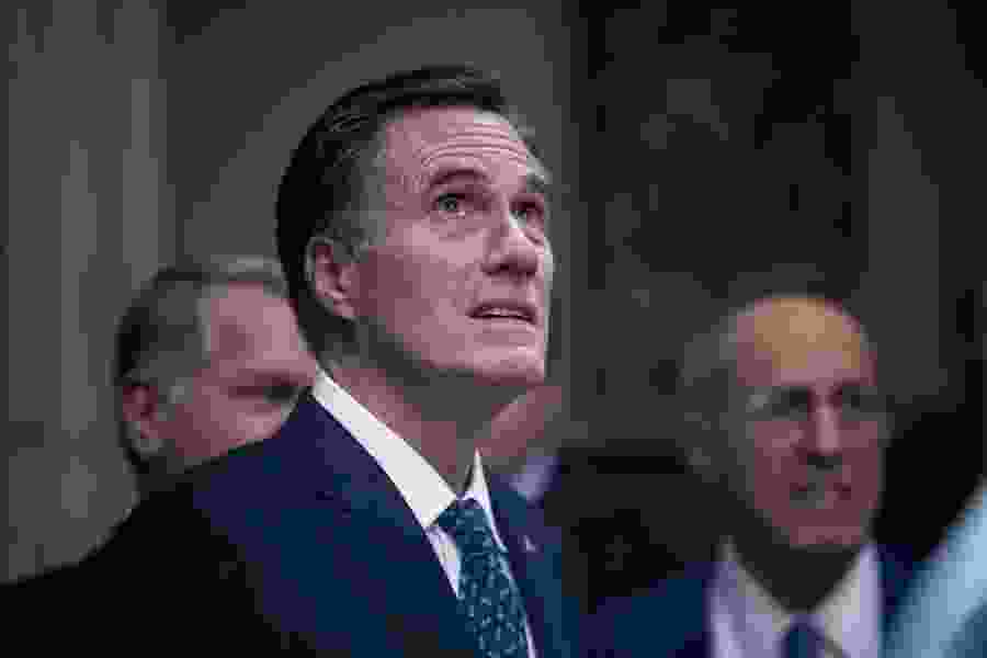 George Pyle: How Mitt can get us out of this mess