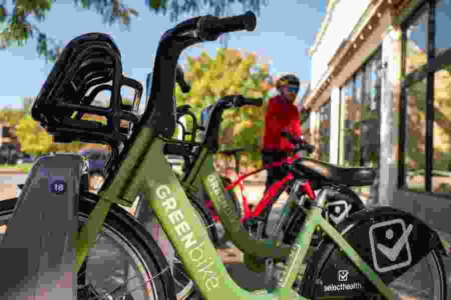 GREENbike quadruples its service area around Salt Lake City