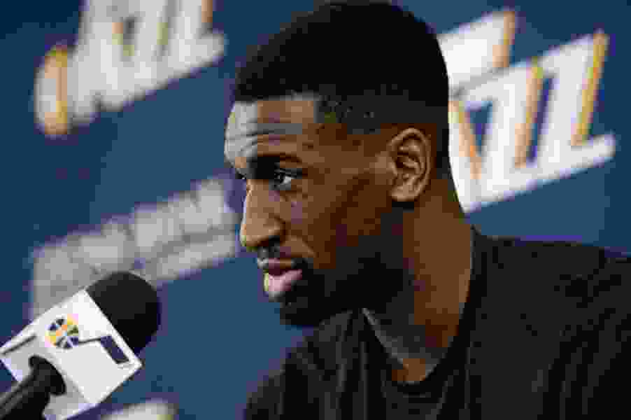 """Utah Jazz's Ekpe Udoh will continue to """"stay ready"""" as he prepares for next season"""