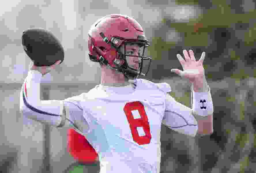 Utah quarterback Jake Bentley trades spring what-ifs for preparation amid COVID-19 pandemic