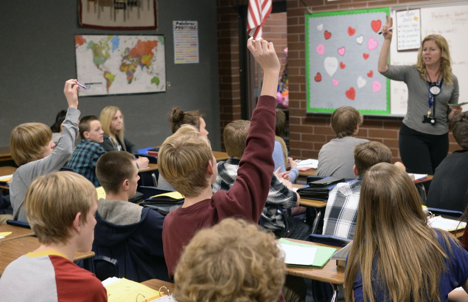 Nicholas M. Bielaczyc: Utah teachers don't need more money. They need more help.