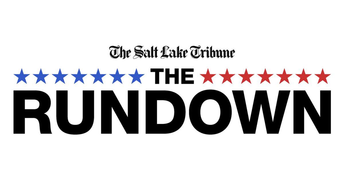 'The Rundown': This week's winners and losers in Utah politics