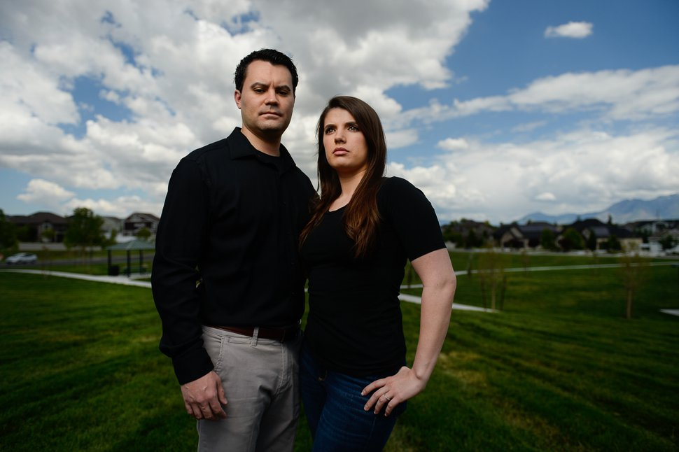 (Francisco Kjolseth | The Salt Lake Tribune) Bryan and Mary Nelson of South Jordan were informants for the federal government as they build a criminal case against Washakie Renewable Energy and their owners, Jacob and Isaiah Kingston.