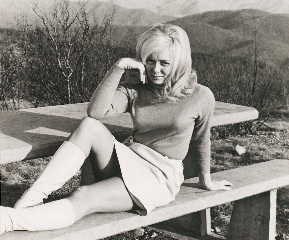 (Tribune file photo) Beauty queen Joyce McKinney, who was accused of abducting a Latter-day missionary in 1977, is the subject of Errol Morris' documentary