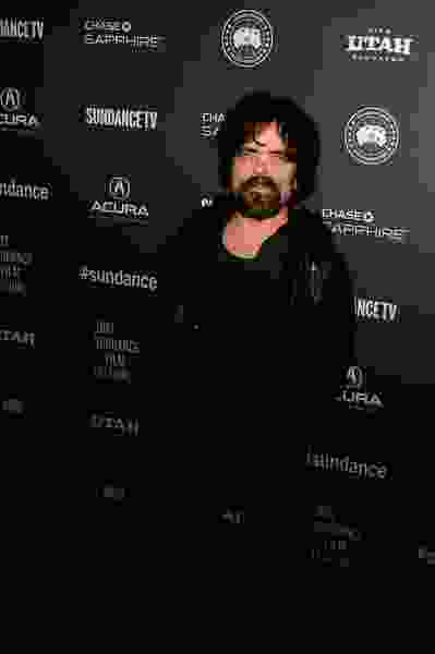 Sundance red carpet photos: Julia Ormond, Peter Dinklage arrive for premiere of sci-fi mystery 'Rememory'