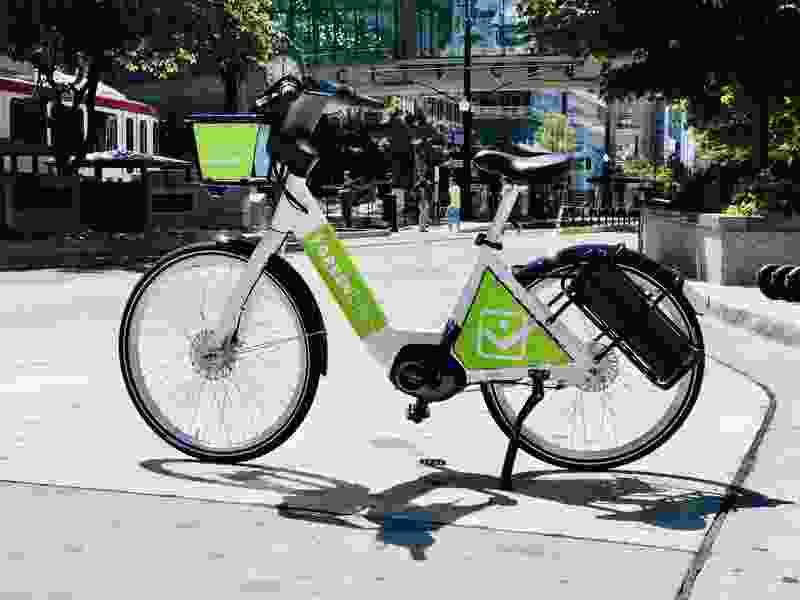 Salt Lake City GREENbike now rents electric-assist cycles at no extra cost