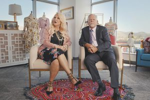 """(Amazon Studios) DeAnne Stidham and Mark Stidham, the founders of LuLaRoe, are interviewed in the Amazon documentary """"LuLaRich."""""""