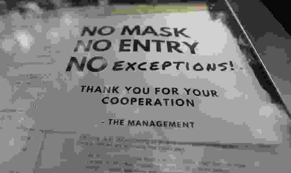 Letter: Maverik should enforce mask requirement