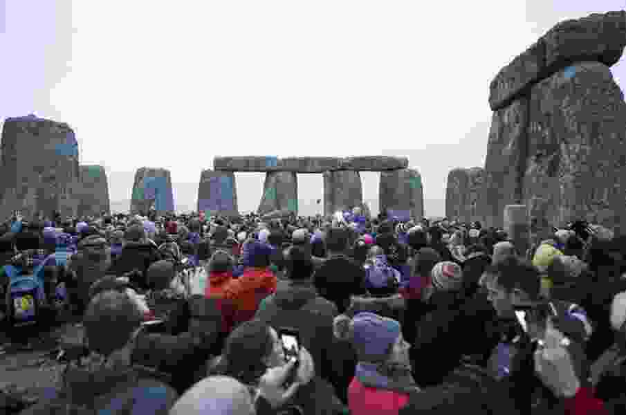Letter: We need to start the new year on the winter solstice