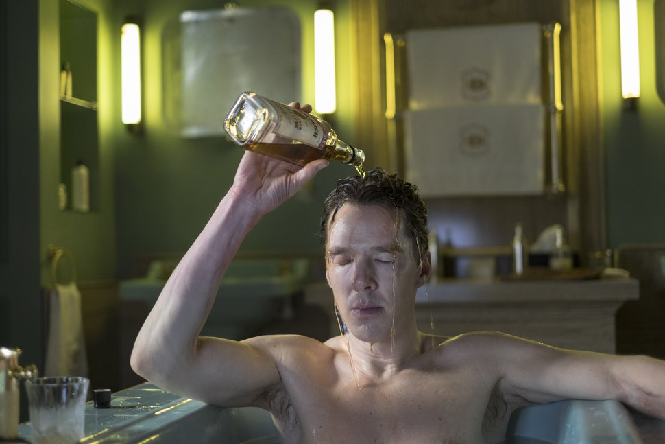 """(Photo: Ollie Upton/Showtime) Benedict Cumberbatch stars as the title character in """"Patrick Melrose."""""""
