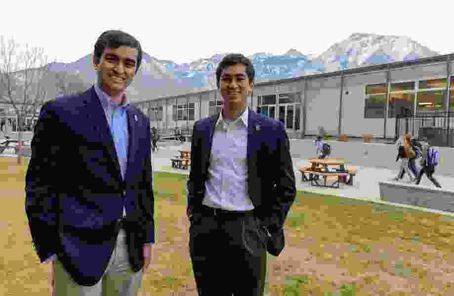 Rolly: How two driven Skyline students helped pass a $238M bond that will save their leaky Utah high school