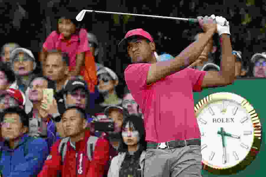 Tony Finau settles for a second-round 73 in the PGA, but makes the cut in an eighth straight major