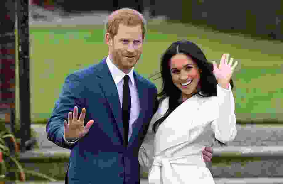 Pajamas and high tea: Royal wedding fans gearing up to party