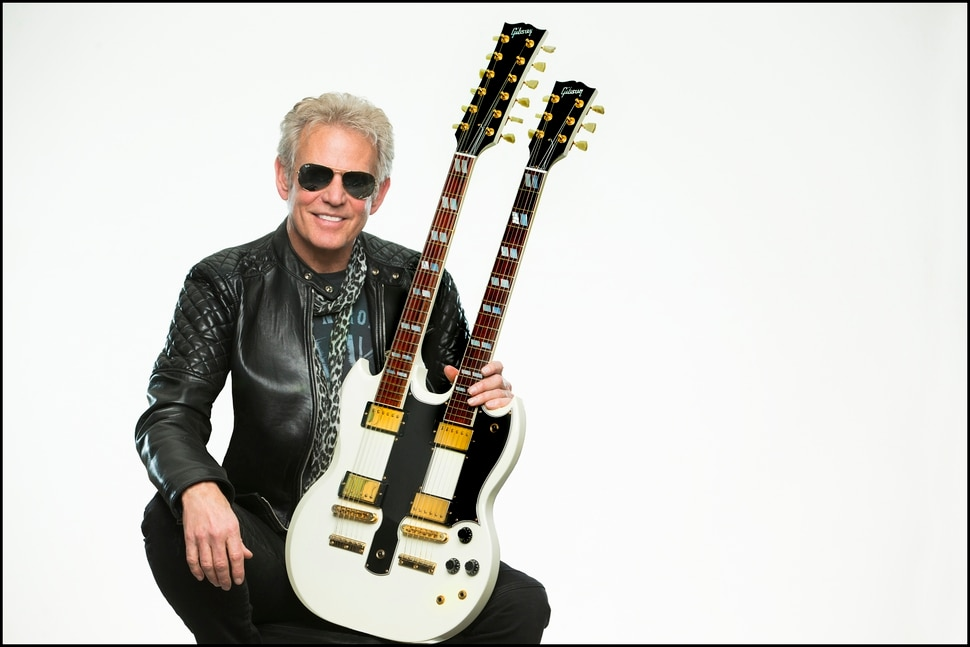 (Photo courtesy Michael Helms) Don Felder, who was a guitarist with the Eagles for 27 years, will be performing at The Depot in Salt Lake City on Friday, Nov. 10, 2017.