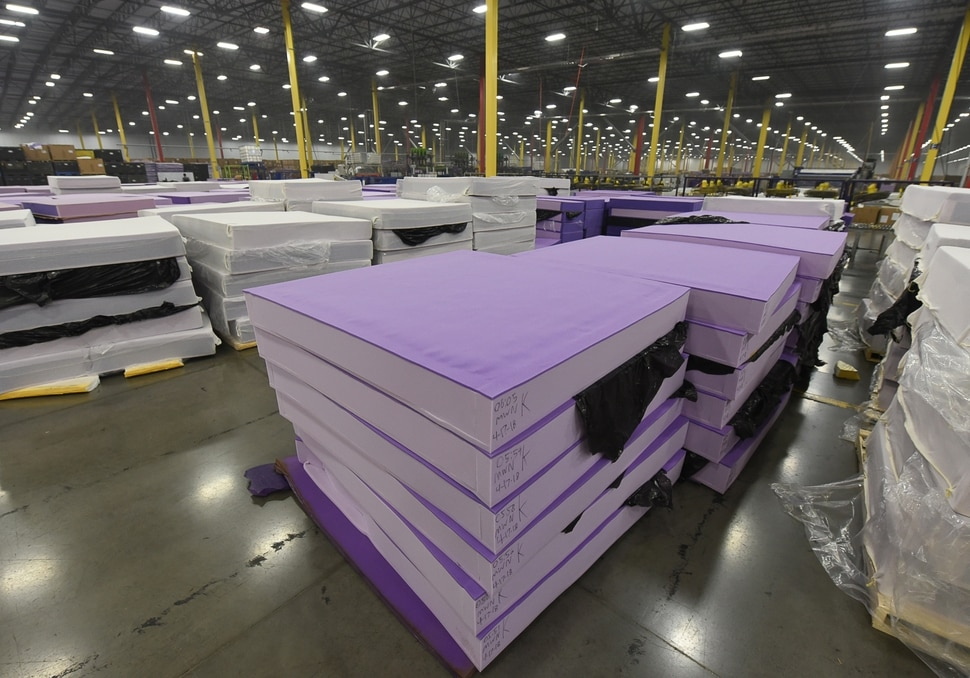 High Growth Companies Such As Mattress Maker Purple Are