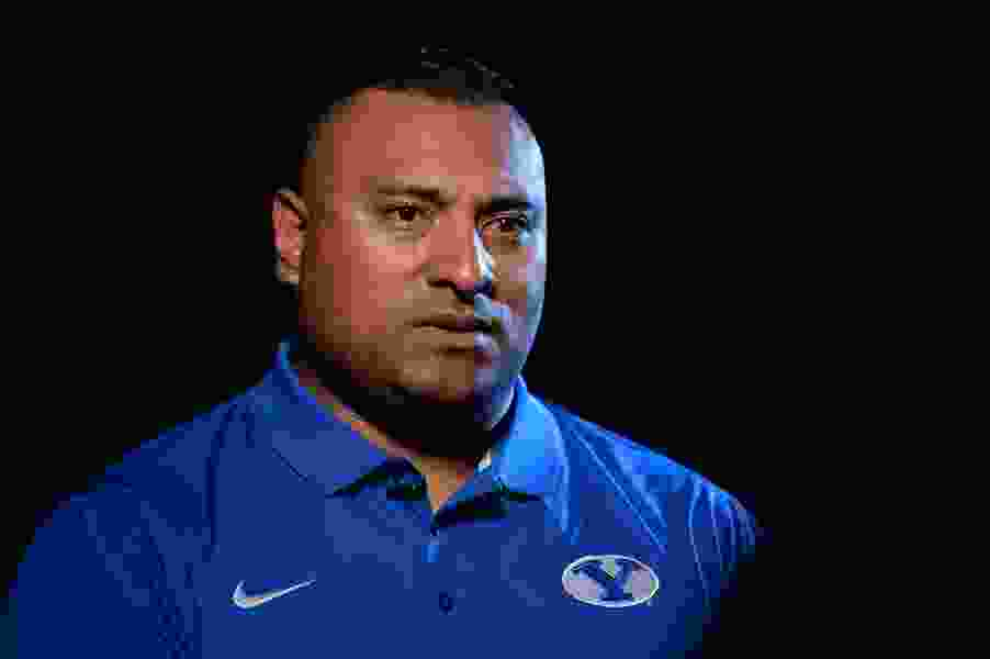 Kalani Sitake says communication with BYU AD Tom Holmoe remains open, positive as losses pile up in abysmal season
