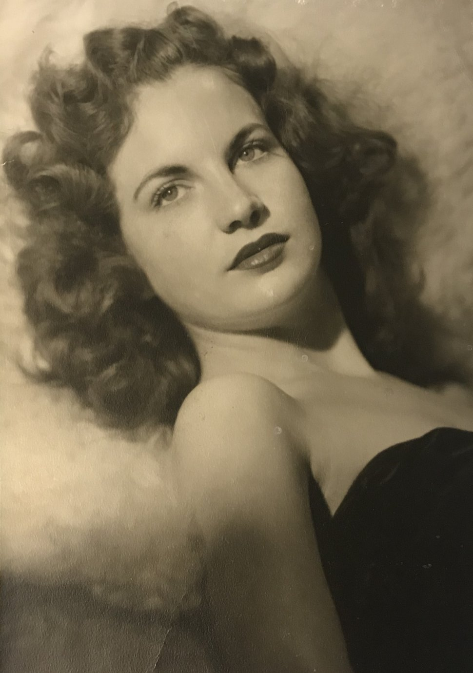 (Courtesy photo) Alexis Cooper's maternal grandmother, Irene Jenson, was also a beauty queen and Kappa Delta sorority sister when she was at Utah State University in the 1940s.