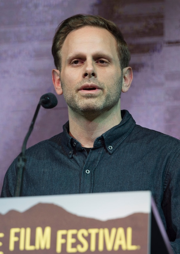 Rick Egan | The Salt Lake Tribune Director Matt Ruskin receives the Audience Award: U.S. Dramatic, for his film ÒCrown Heights,Ó at the 2017 Sundance Film FestivalÕs Awards Ceremony, Saturday, January 28, 2017.