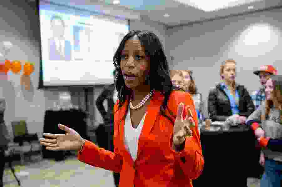 Mia Love says she might have to run against Ben McAdams if Utah Republicans can't recruit a strong candidate