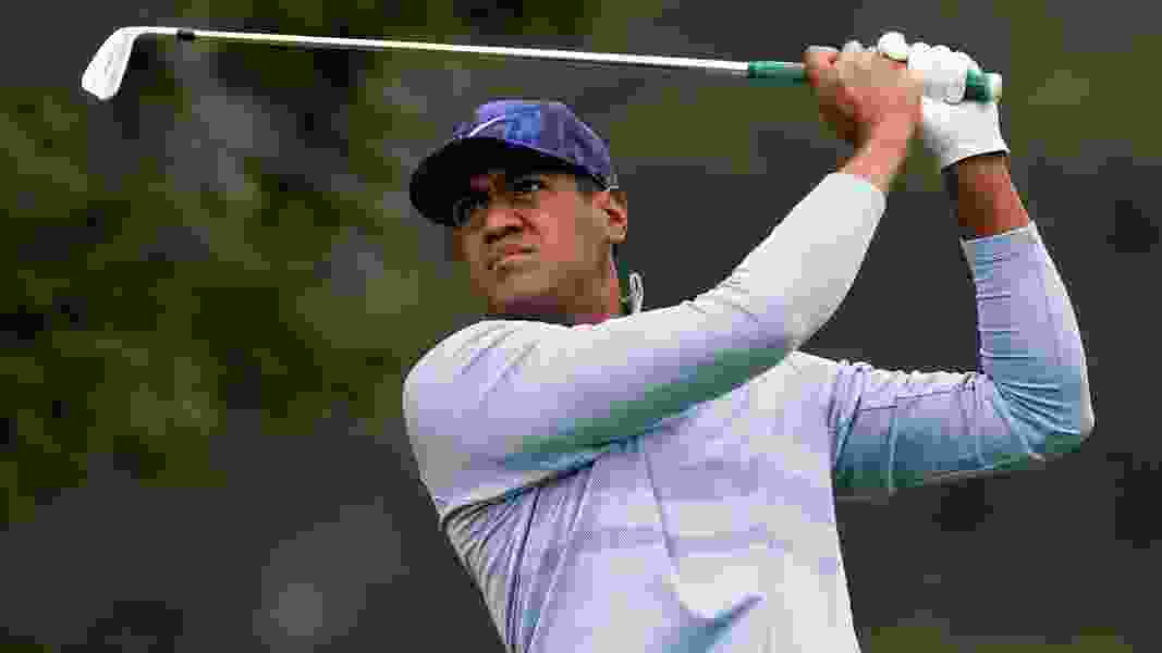 Tony Finau's 66 gives him a tie for fourth place in the PGA Championship