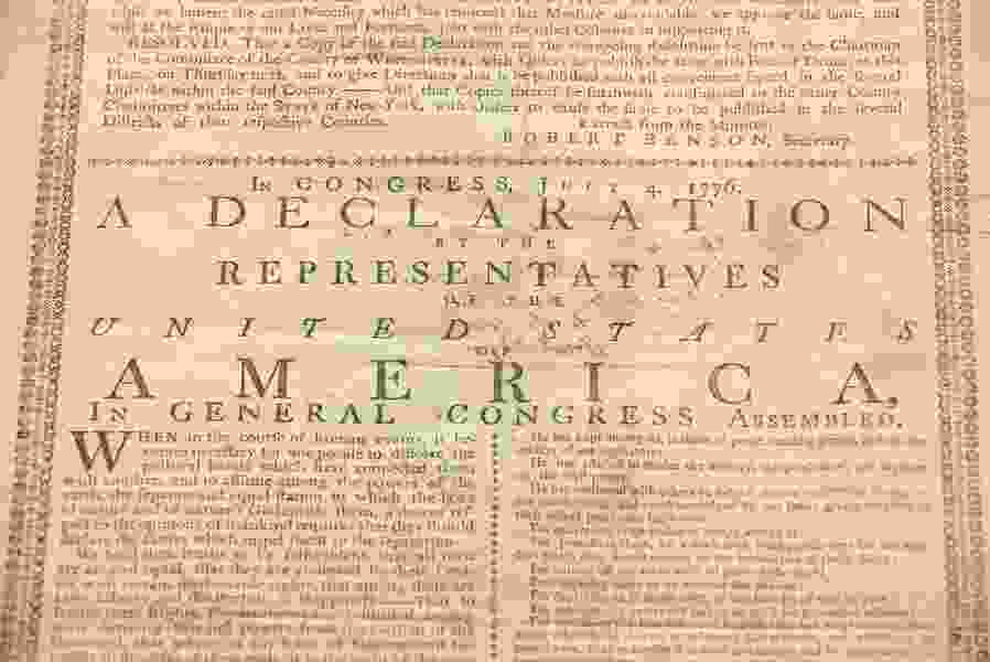 George F. Will: To construe the Constitution, look to the Declaration