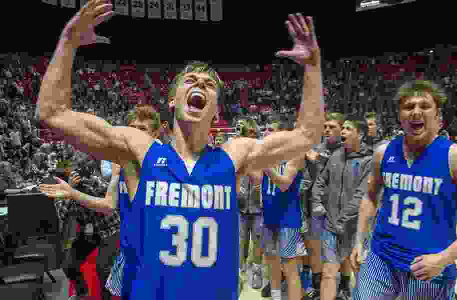 Fremont basketball star Dallin Hall commits to BYU