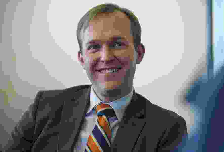 Money rolling in for Ben McAdams in his race against Mia Love