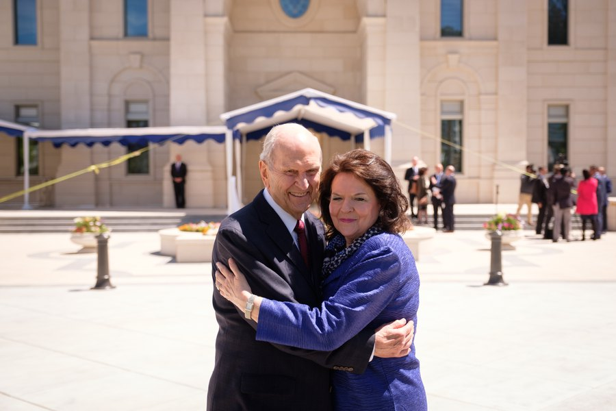 This week in Mormon Land: Prophet 'unleashed'? Nelson's wife says