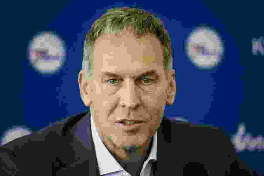 Sixers' president Bryan Colangelo resigns after his wife admits she posted on burner Twitter accounts