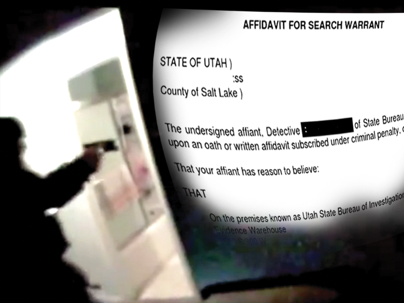 Utah cops would have to answer more questions before getting a no