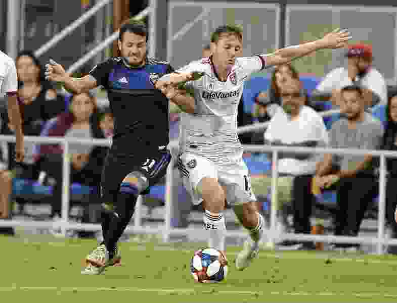 Despite stoppage time loss at San Jose, Real Salt Lake remains encouraged by its recent play