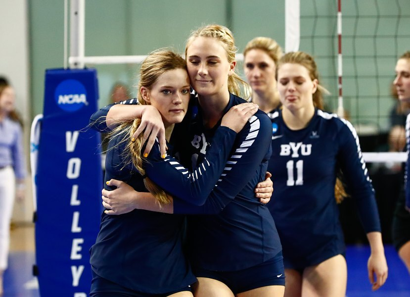 BYU falls to Kentucky in Sweet 16 women's volleyball match ...