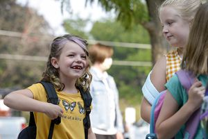 (Chris Samuels   The Salt Lake Tribune) Students begin the first day of school at Whittier Elementary in West Valley City, Monday, Aug. 16, 2021.