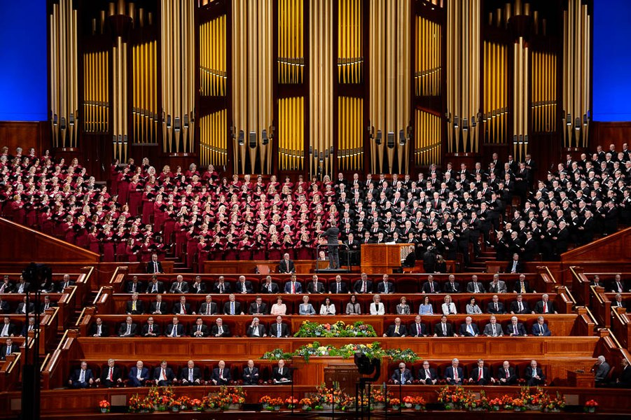 Commentary: Seven takeaways from LDS conference, including