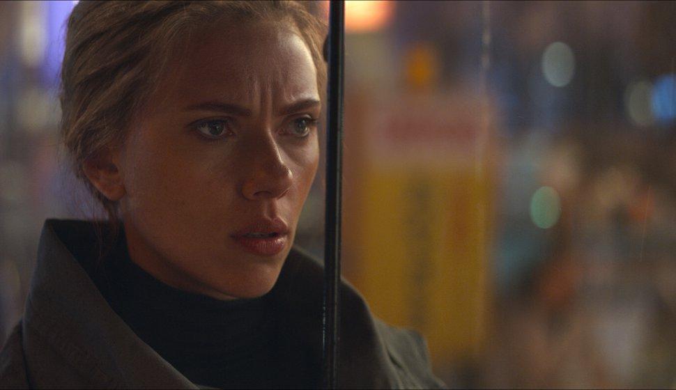 "(Photo courtesy Disney / Marvel Studios) Scarlett Johansson plays Natasha Romanoff, aka Black Widow, in ""Avengers: Endgame."""