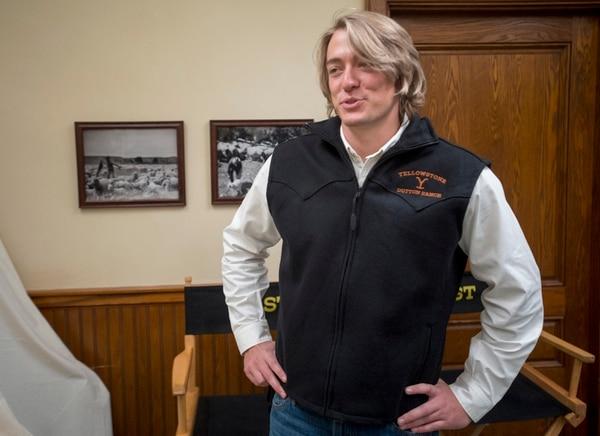(Rick Egan | The Salt Lake Tribune) UVU Student Mason Davis plays a helicopter pilot in the new series