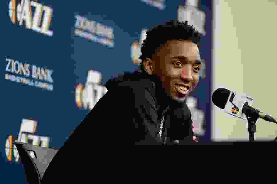 Monson: Can the Jazz bring the purest form of happiness to Donovan Mitchell this offseason?
